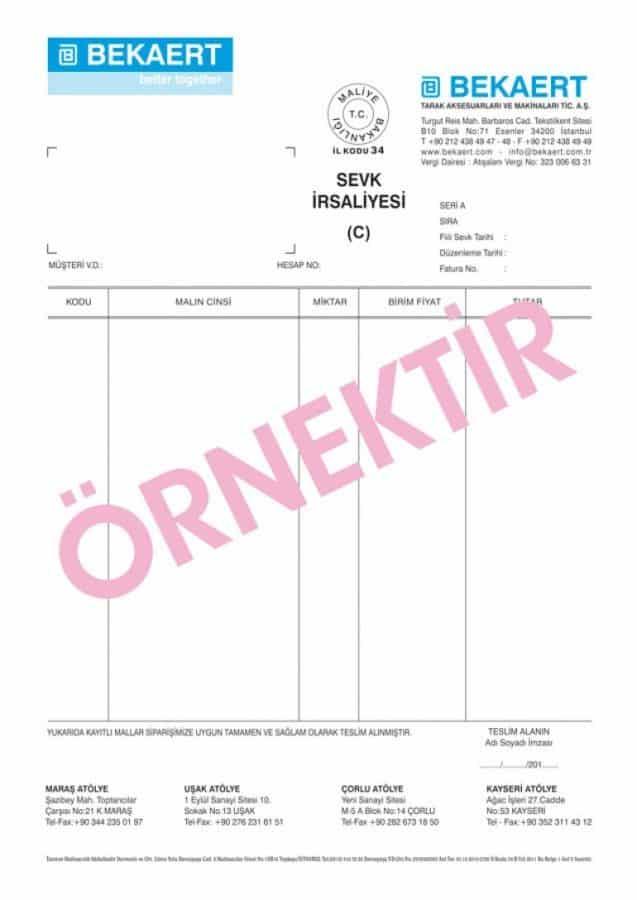 sevk irsaliyesi 10 e1552123398624 - Çekmeköy Anlaşmalı Matbaa