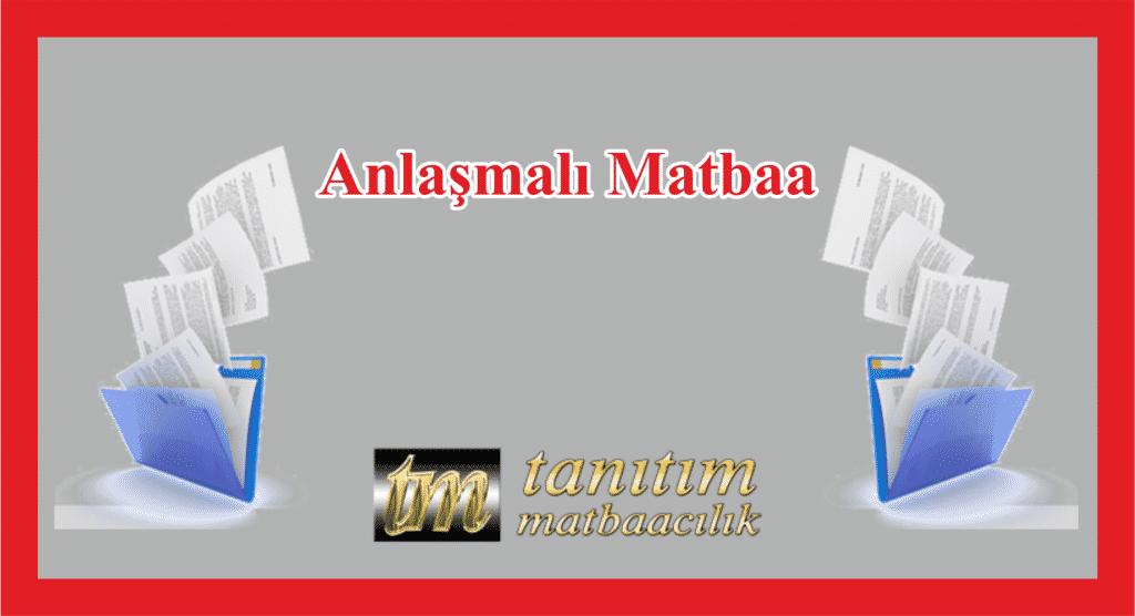 Anlaşmalı Matbaa 1024x556 - Güvenilir İstanbul Anlaşmalı Matbaa