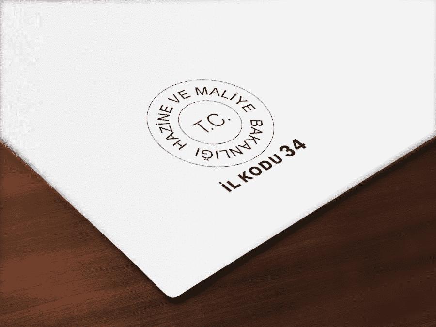 Yeni Maliye Logolu Fatura Basımı