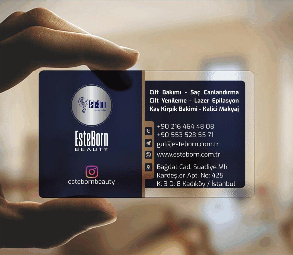 Estetik şeffaf kartvizit 1024x891 - Şeffaf Kartvizit