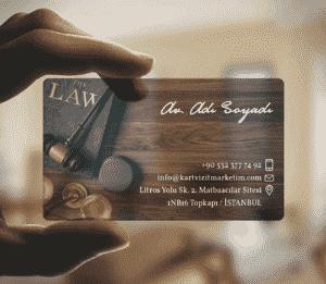 avukat ahşap desenli şeffaf kartvizit 300x261 - avukat ahşap desenli şeffaf kartvizit