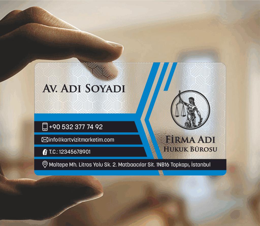 mavi avukat şeffaf kartvizit 1024x891 - Şeffaf Kartvizit